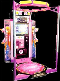 Arcade Cabinet for ParaParaParadise 2nd Mix.