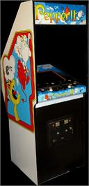 Arcade Cabinet for Pepper II.