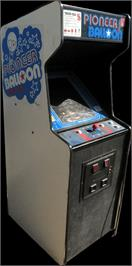 Arcade Cabinet for Pioneer Balloon.