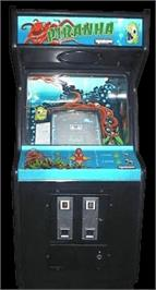 Arcade Cabinet for Piranha.