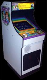 Arcade Cabinet for Pirate Treasure.
