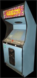Arcade Cabinet for Pit & Run - F-1 Race.