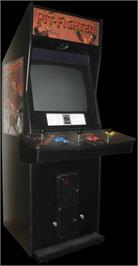 Arcade Cabinet for Pit Fighter.