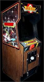 Arcade Cabinet for Pleiads.