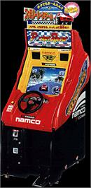 Arcade Cabinet for Pocket Racer.