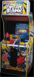 Arcade Cabinet for Point Blank.