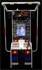 Arcade Cabinet for Police 911 2.