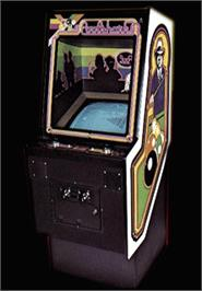 Arcade Cabinet for Poolshark.