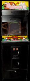 Arcade Cabinet for Pooyan.