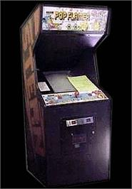 Arcade Cabinet for Pop Flamer.