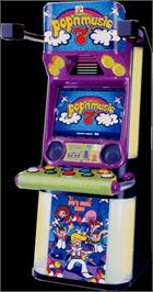 Arcade Cabinet for Pop n' Music 7.