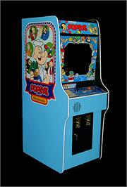 Arcade Cabinet for Popeye.