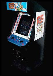 Arcade Cabinet for Pound for Pound.