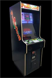 Arcade Cabinet for Punch-Out!!.