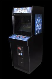 Arcade Cabinet for R-Type II.