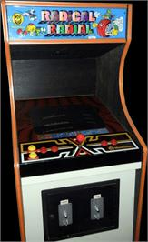 Arcade Cabinet for Radical Radial.