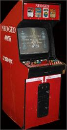 Arcade Cabinet for Rage of the Dragons.