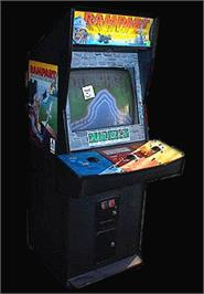 Arcade Cabinet for Rampart.