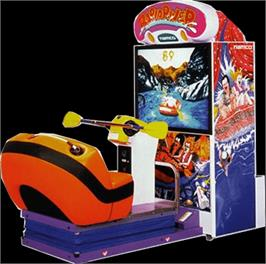 Arcade Cabinet for Rapid River.