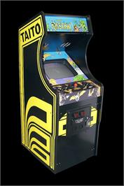 Arcade Cabinet for Rastan.
