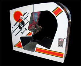 Arcade Cabinet for Red Baron.