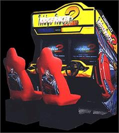 Arcade Cabinet for Ridge Racer 2.