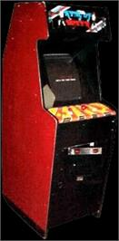 Arcade Cabinet for Ring King.