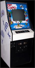 Arcade Cabinet for Rip Cord.