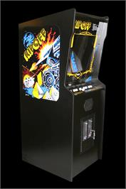 Arcade Cabinet for Rip Off.