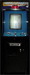 Arcade Cabinet for Road Fighter.