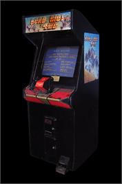 Arcade Cabinet for Road Riot 4WD.