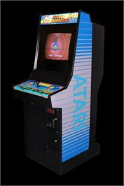 Arcade Cabinet for Road Runner.