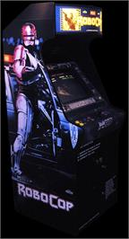Arcade Cabinet for Robocop.