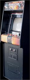 Arcade Cabinet for Robocop 2.