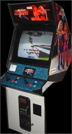 Arcade Cabinet for Rollergames.