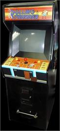 Arcade Cabinet for Rolling Thunder.
