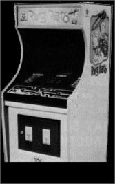 Arcade Cabinet for Rug Rats.