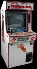 Arcade Cabinet for Run and Gun.