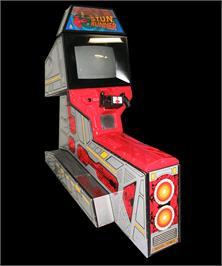Arcade Cabinet for S.T.U.N. Runner.
