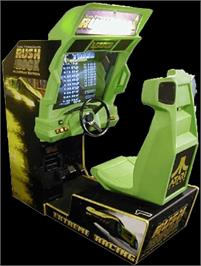 Arcade Cabinet for San Francisco Rush: The Rock.
