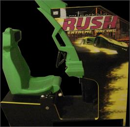 Arcade Cabinet for San Francisco Rush.