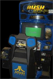 Arcade Cabinet for San Francisco Rush 2049: Tournament Edition.