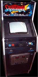 Arcade Cabinet for Satan of Saturn.