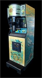 Arcade Cabinet for Sea Wolf.