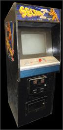 Arcade Cabinet for Section Z.