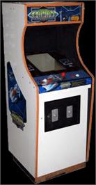 Arcade Cabinet for Seicross.