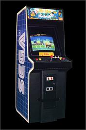 Arcade Cabinet for Seishun Scandal.