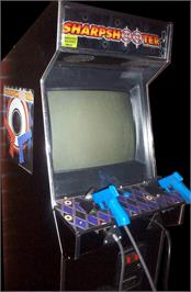 Arcade Cabinet for Sharpshooter.