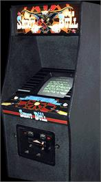 Arcade Cabinet for Shoot the Bull.