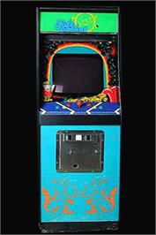 Arcade Cabinet for Side Pocket.